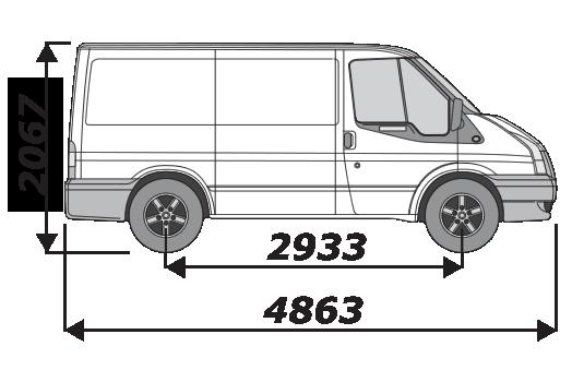 Ford Transit 2002 2014 L1H1