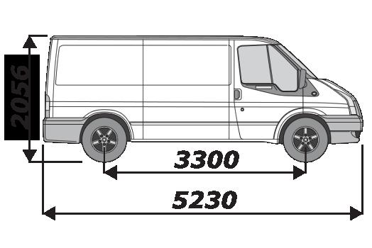 Ford Transit 2002 2014 L2H1