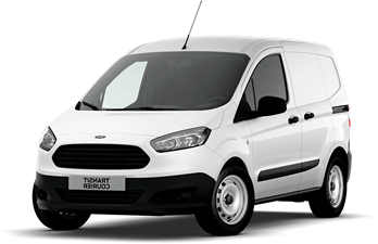 Ford Transit Courier 2014 On Van Roof Racks Roof Bars
