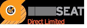 Scot seat logo on grey