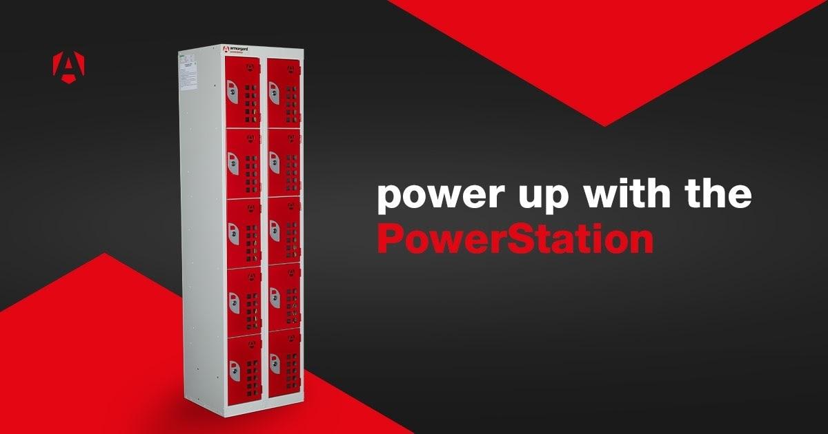 Powerstation PWS10 Reveal